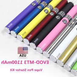 NEW Electronic E Pen For Starter MT3 1100mAh Power Battery K