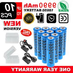 NEW Multiple Rechargeable Lithium Battery AAA 18650 3.7V wit