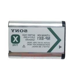 NEW Sony NP-BX1 Camera Battery for Sony Cyber-Shot DSC-RX100