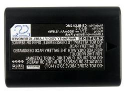 New Premium Battery for Leica BM8, M8, M8.2, M9 14464 Replac