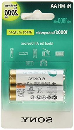 Sony Nh Aa-B2K - Battery 2 X Aa Nimh