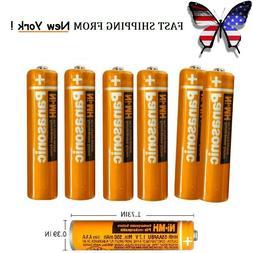 NI-MH AAA 550mAh1.2V Rechargeable Batteries HHR-55AAABU Pana
