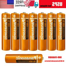 Panasonic NIMH  HHR 550mAh AAA Rechargeable Batteries for KX