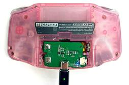 Nintendo Gameboy Advance Rechargeable Battery 1500mAh Li-ion