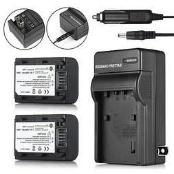 NP-FH50 Battery / Charger For Sony NP-FH40 NP-FP50 DSC-HX1 H