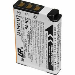 Fujifilm NP-48 Lithium Ion Rechargeable Batteries