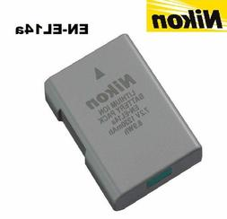 OEM EN-EL14A Camera Battery For Nikon D3100 D3200 D3300 D340