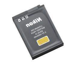 OemNikon EN-EL12 Rechargeable Battery for Nikon Coolpix AW11