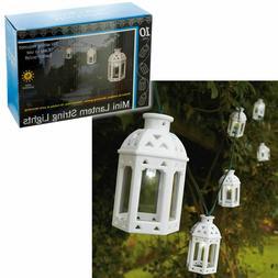 bulk buys OF861 Lanterns Solar Powered LED String Lights Set