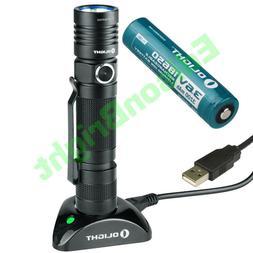 Olight S30R II 1020 Lumen Baton rechargeable XM-L2 U3 LED Fl