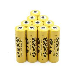 Original 3.7V 18650 9800mAh Li-ion <font><b>battery</b></fon