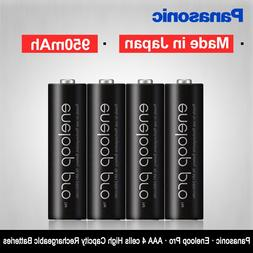Original Panasonic <font><b>Eneloop</b></font> 4PCS/LOT <fon