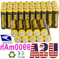 Pack of Rechargeable Batteries 18650 9900Mah 3.7V Battery Lo