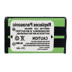 Panasonic KX-TGA520M Cordless Phone Battery Ni-MH, 3.6 Volt,
