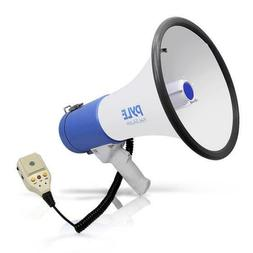 Pyle PMP59IR 50W Megaphone W/ Record & Rechargeable Battery