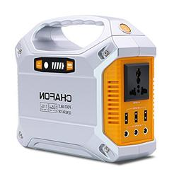 133WH Portable Generator Power Supply Home Emergency Power S