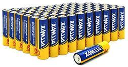 ALLMAX All-Powerful Alkaline Batteries- AA , Ultra Long Last