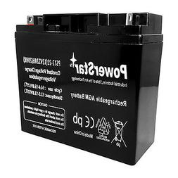 PowertStar 12V 22AH BMW K1200LT K1200RS 51913 Battery - 2 YE