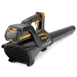 ppb40ab cordless leaf blower 40v rechargeable battery