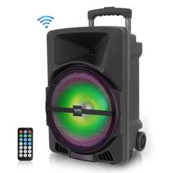 Pyle PPHP1544B Bluetooth Loudspeaker w/ Rechargeable Battery