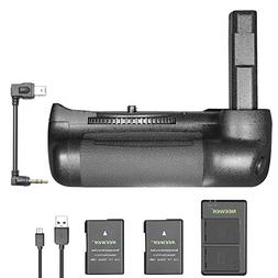 Neewer Professinal Vertical Battery Grip for Nikon D5600 and