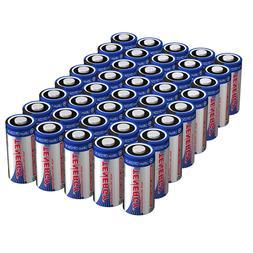 Tenergy Propel 3V CR123A Lithium Battery, High Performance C