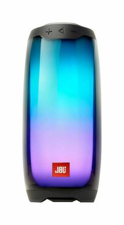 JBL Pulse 4 Waterproof Portable Bluetooth Speaker with Light
