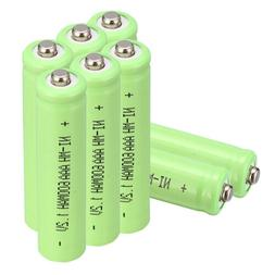 Quality 1.2V Ni-MH 600mAh AAA Rechargeable Battery for Solar