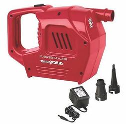 Coleman 120V Rechargeable Air Pump SKU: 2000017848