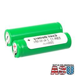 NEW Razor Battery For Braun 4520, 4525, 5505, 5506, 5509, 55