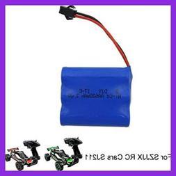 SZJJX RC Car Rechargeable Battery 3.7V 500mAh High Capacity