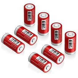 EBL RCR123A Rechargeable Batteries  Li-ion 3.7V Battery for