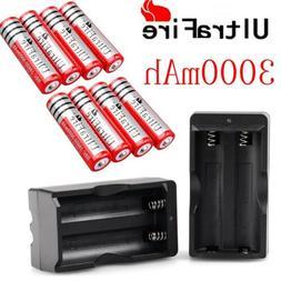 Rechargeable 18650 Battery 3.7V Li-ion 3000mah Batteries Cel