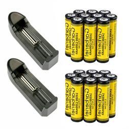 Rechargeable AA Battery 1200mAh 14500 3.7V Li-ion Lithium Ba