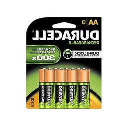 Duracell Rechargeable Aa Nimh Batteries, Mignon / HR6 / DC15