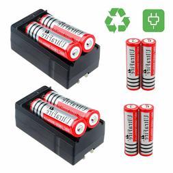 Ultrafire Rechargeable Batteries 18650 3.7V 3000mAh Li-ion B