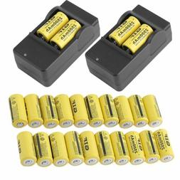 Rechargeable batteries kit for Netgear Arlo Security Camera