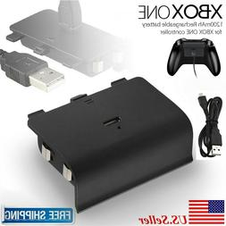 Rechargeable Battery Pack For Xbox One S Wireless Controller