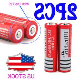 Ultrafire Rechargeable BRC 18650 6000mAh 3.7V Li-ion - Batte