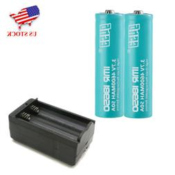 Rechargeable Household 3.7V 18650 Lithium Battery Cell Charg