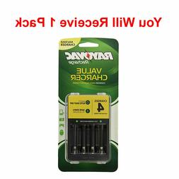 Rechargeable Household Battery Charger AA AAA Auto Safety Fe