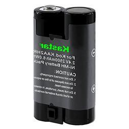 Kastar Rechargeable Li-ion Battery KAA2HR for Kodak KAARDC K