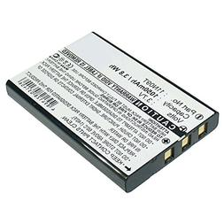 Exell Remote Control Battery Fits Universal MX810,810i,880,9