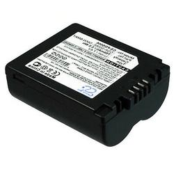 Replacement Battery 750mAh Rechargeable Battery for Panasoni
