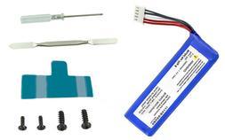 Replacement Battery For JBL Flip 4 Speaker GSP872693 Repair