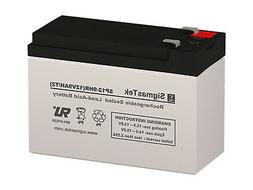 12V9 Amp Hour SLA Battery Replacement for: UB1290,DJW12-9, R