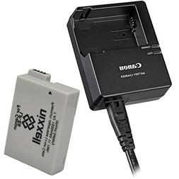 Canon Replacement LC-E8E Quick Charger for Canon LP-E8 Li-io