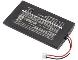 Cameron Sino Replacement Rechargeable Battery fit for Logite