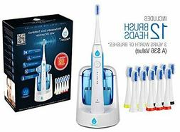 Pursonic S750 Sonic Toothbrush with UV Sanitizing Function,