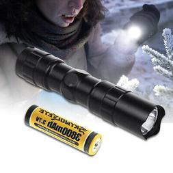 Skywolfeye Battery 3800mAh Li-ion 3.7V Rechargeable For Flas